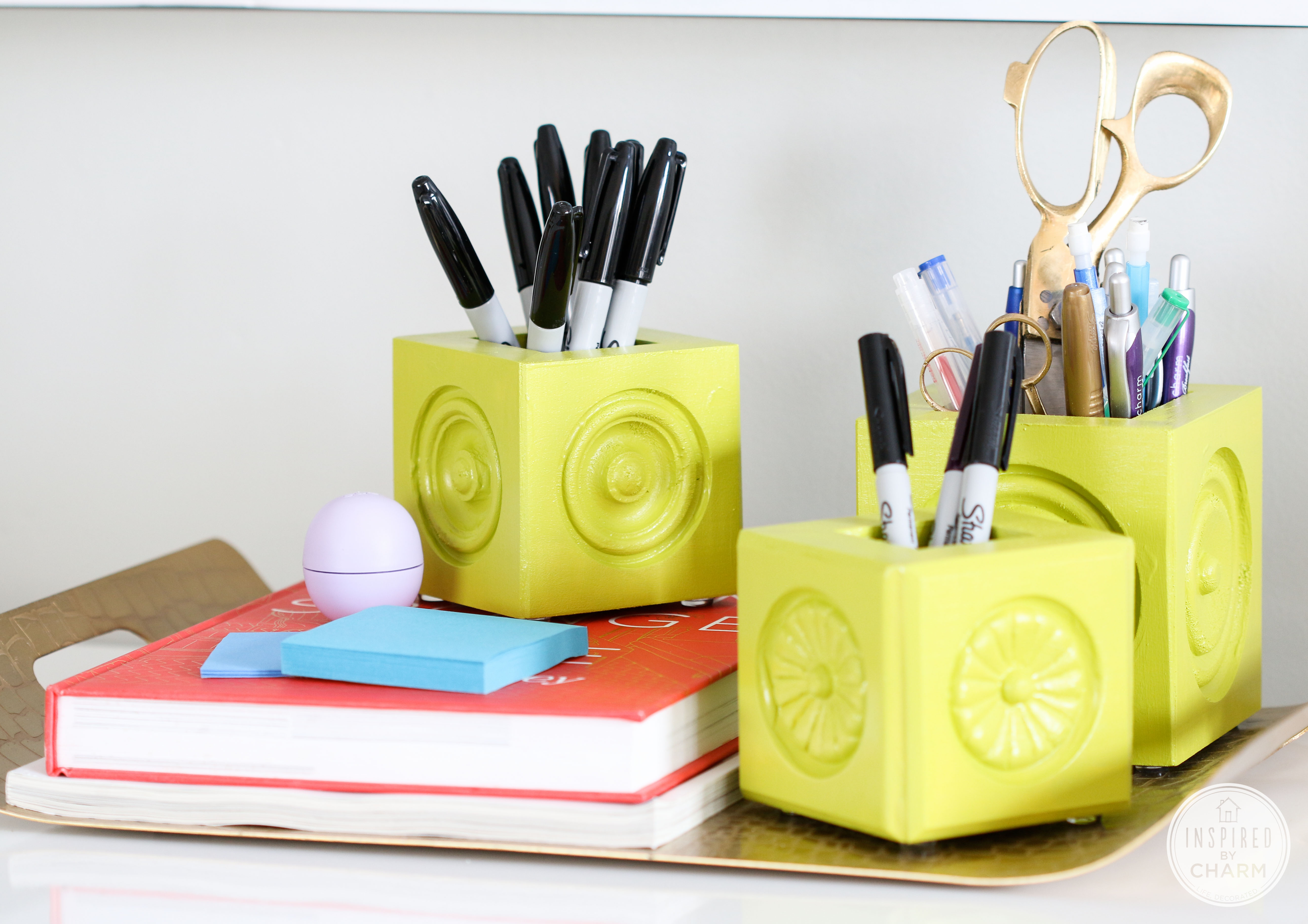 Homemade Pencil Holders Diy Pencil Holders