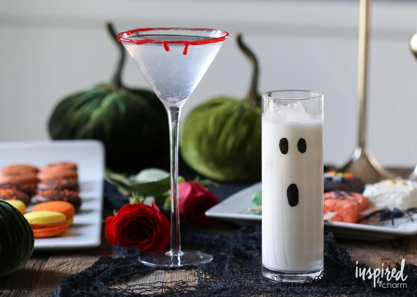 Easy Halloween Shots Recipes Halloween Cocktails Two Ways