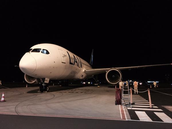 Dreamliner - Guide for a Layover in Papeete
