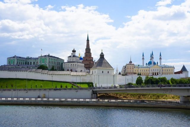 how to get from kazan to Bolgar