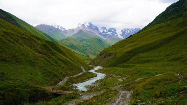 Svaneti Trekking