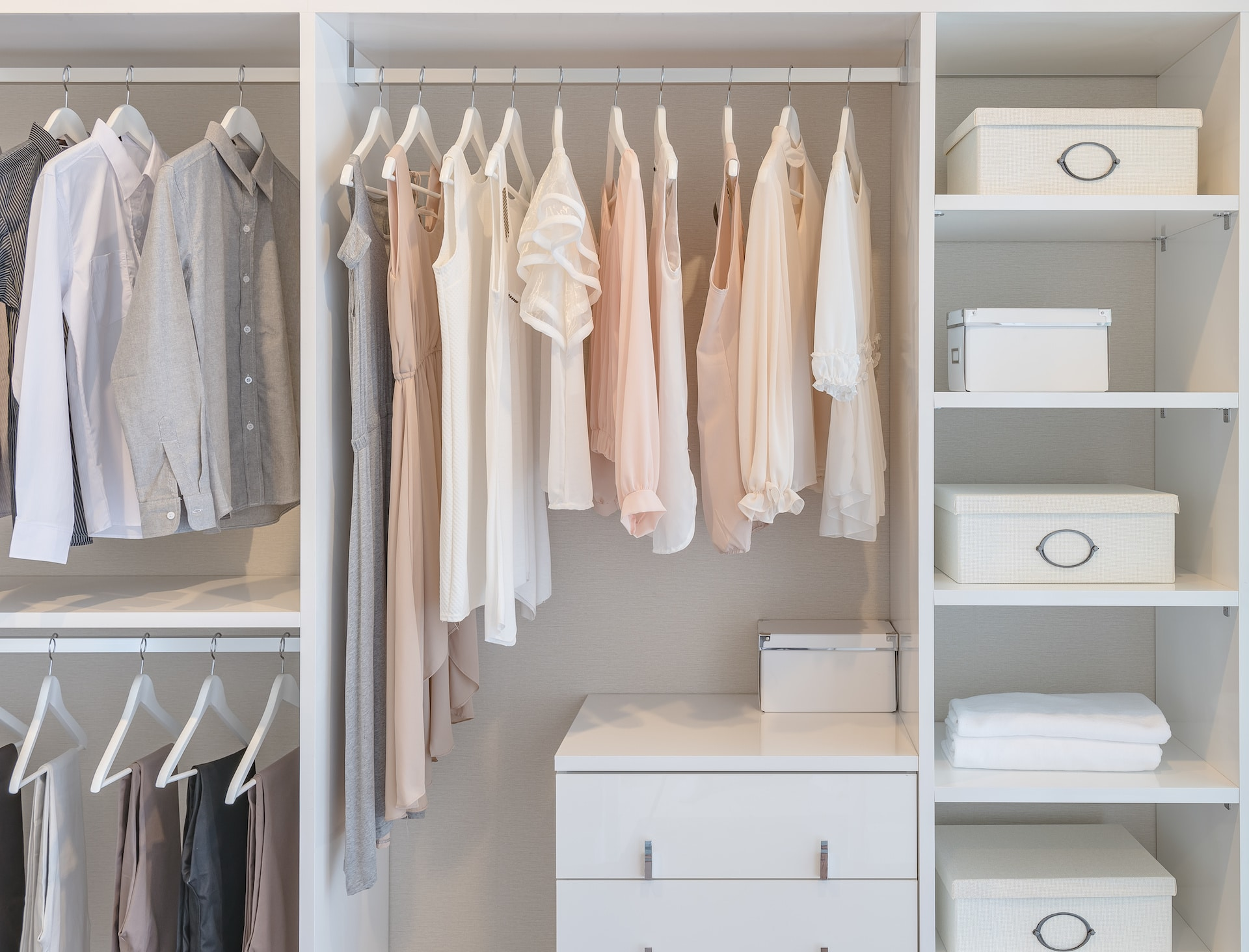 Closet Organization Closet Organization Hacks