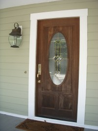 Time to Update the Front Door TrimBut How??? | The ...