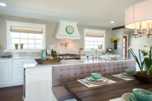 Medium Of Kitchen Islands With Bench Seating