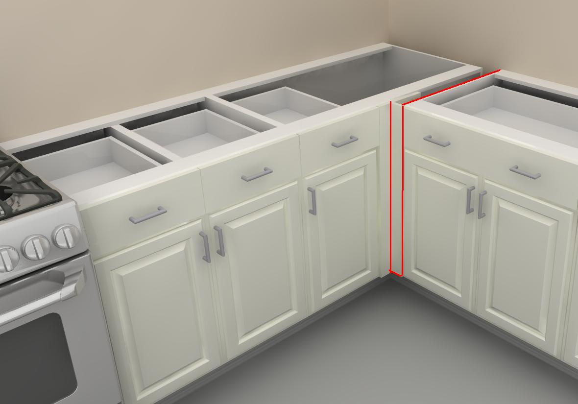 How To Install Ikea Kitchen Cabinets Corner Cabinet Ikea Kitchen Home Decor