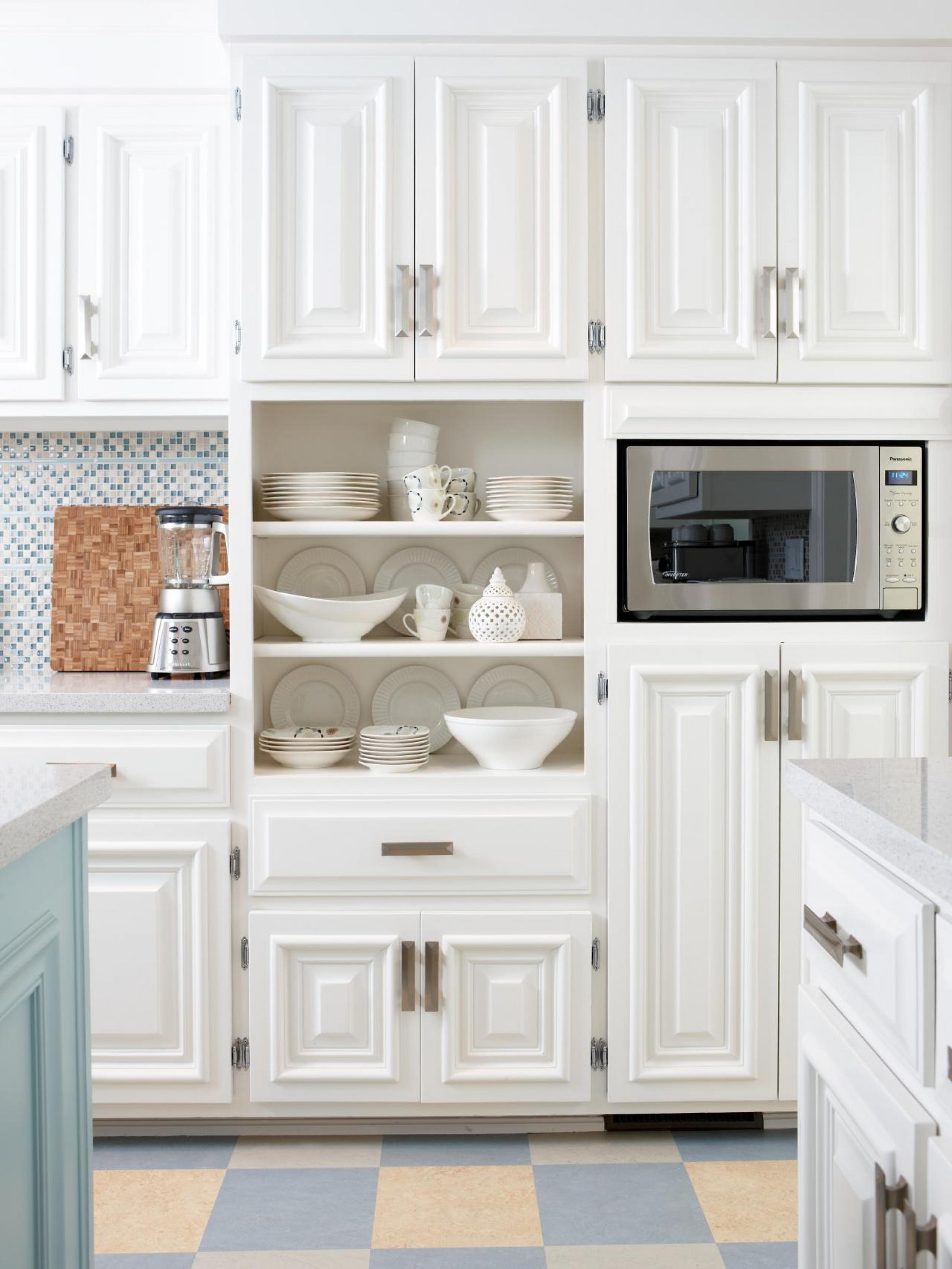 Ikea Kitchen Design Blog Smart Open Storage With A Custom Ikea Pantry