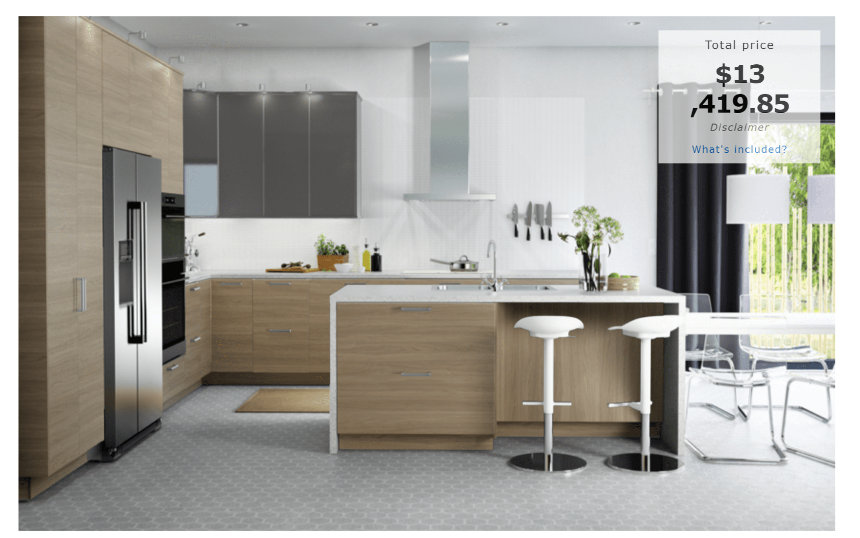 Ikea Kitchen Design Cost How Much Will An Ikea Kitchen Cost
