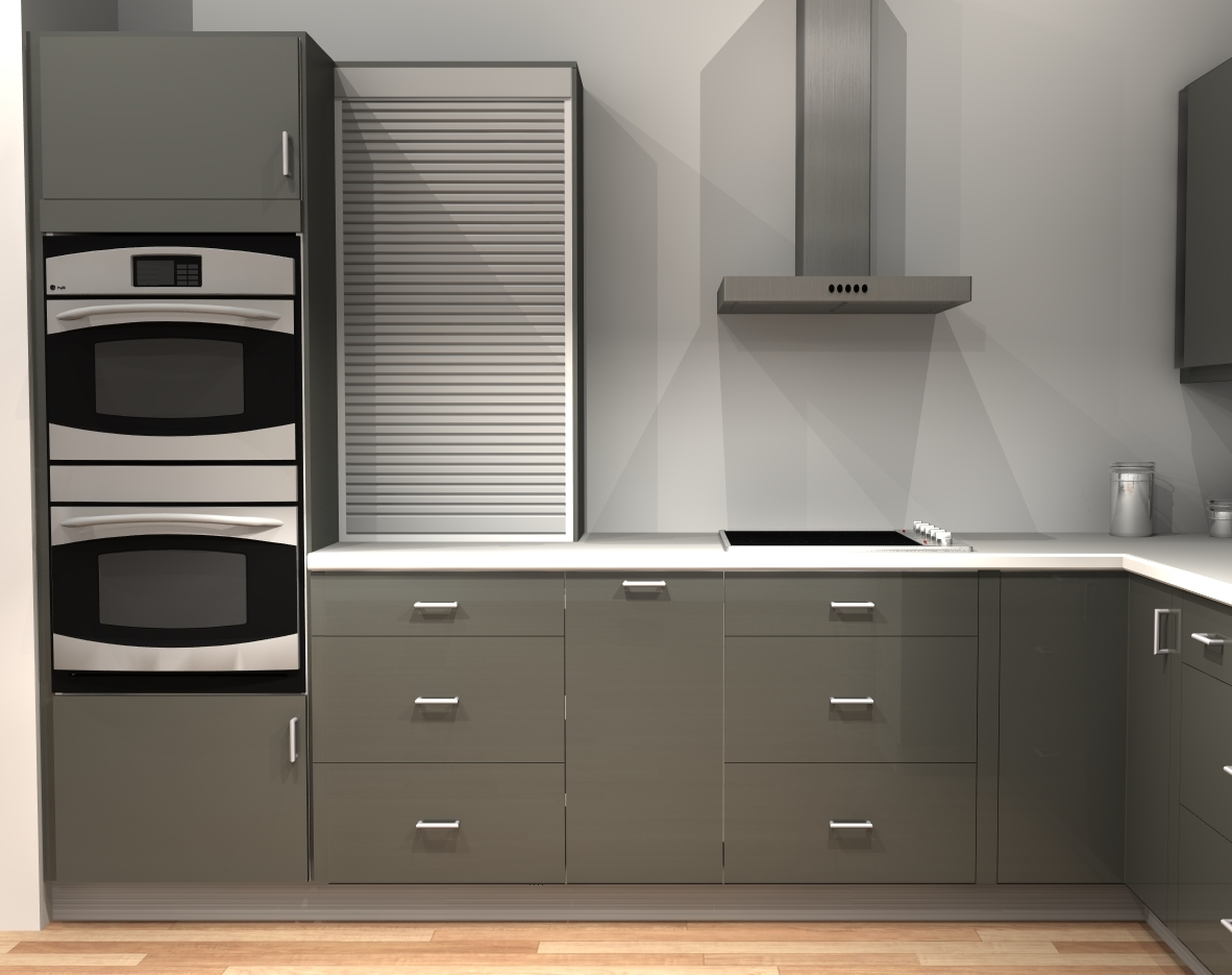 Schrank Einbauherd David 39s New Modern European Ikea Kitchen