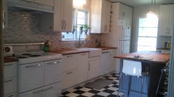 Small Of Corner Stoves In Kitchens