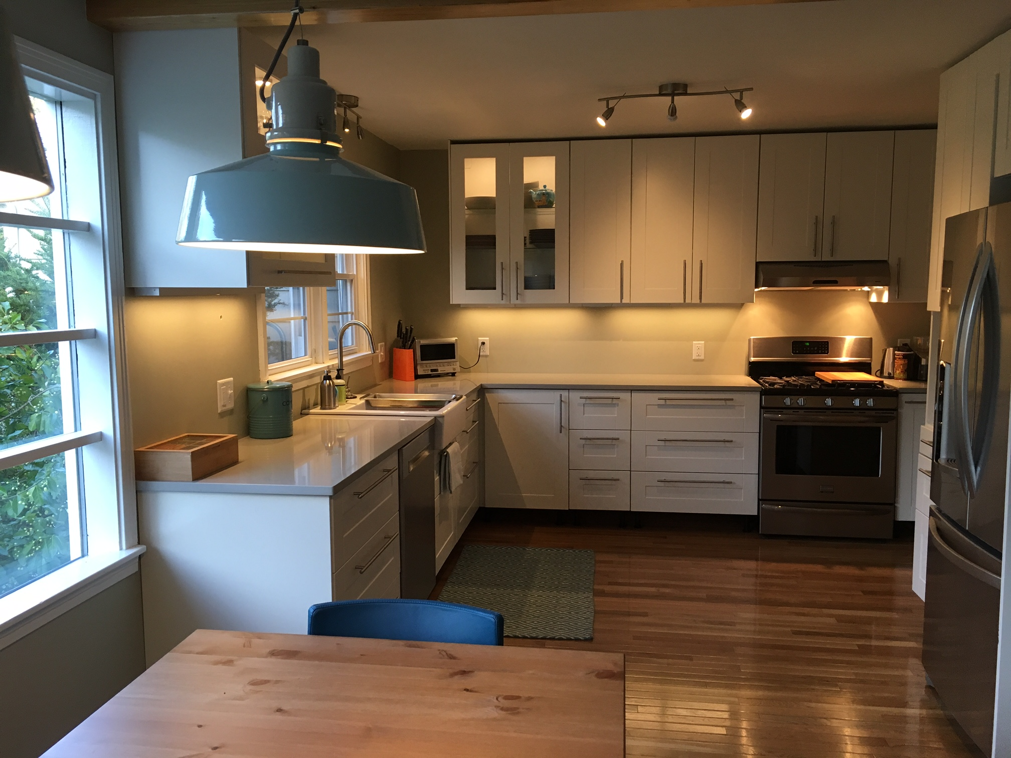 Ikea Küche Video A Gorgeous Ikea Kitchen Renovation In Upstate New York