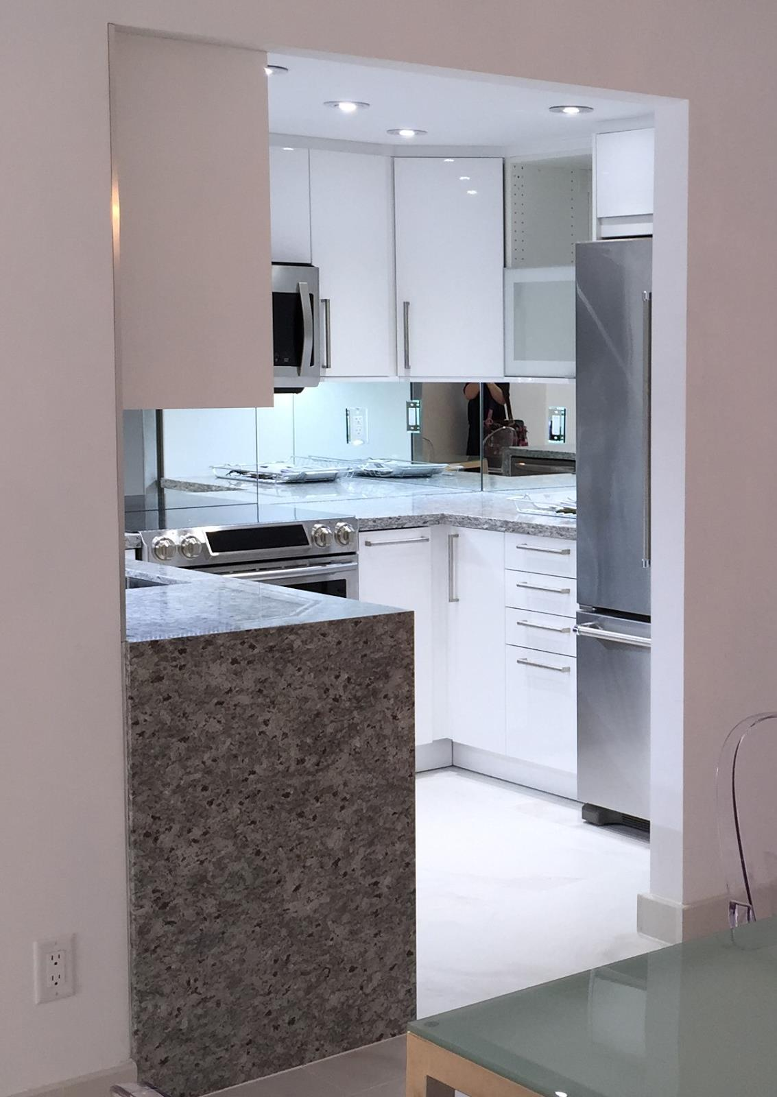 Kitchen Cabinet Warranty Ikea This Ikea Kitchen Is A Small Wonder Thanks To Ikd Magic