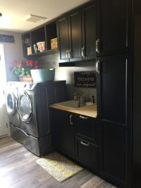 How to Design a Laundry Room and Bathroom with IKEA ...