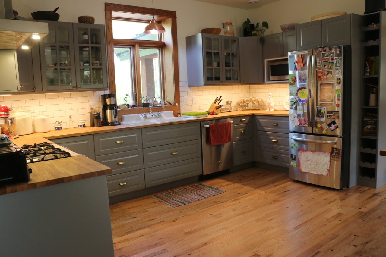 Kitchen Design Minneapolis Mn An Ikea Kitchen Helps Keep This Minnesota Home Warm In The