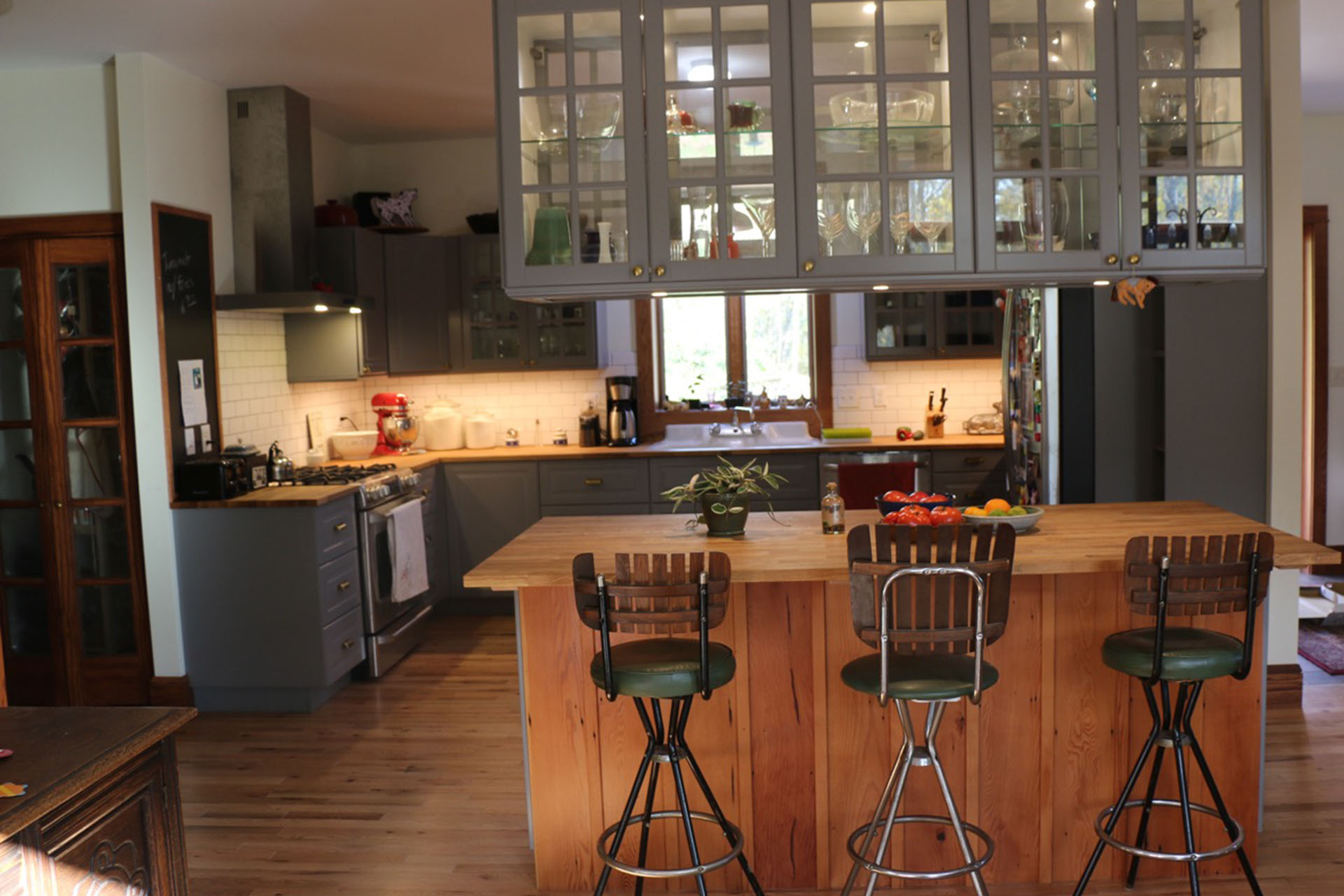 Ikea Kitchen Design Blog An Ikea Kitchen Helps Keep This Minnesota Home Warm In The