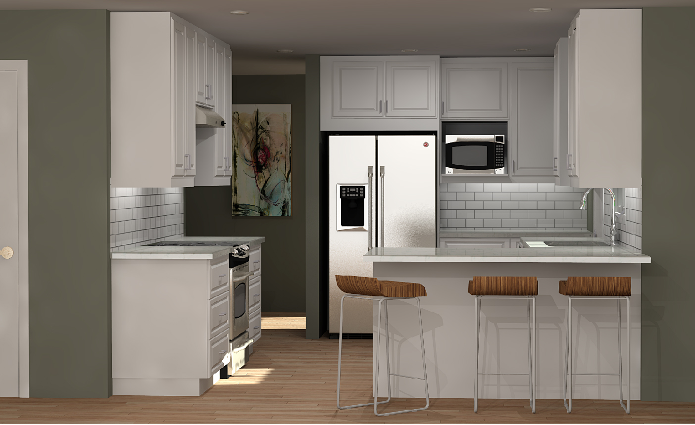 Ikea Kitchen Design Blog Three Ikea Kitchen Cabinet Designs Under 6 000