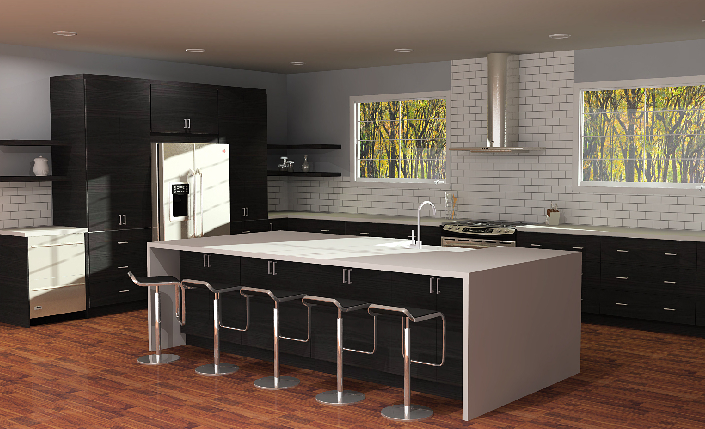 Ikea Kitchen Design Blog Welcome To The Inspired Kitchen Design Blog
