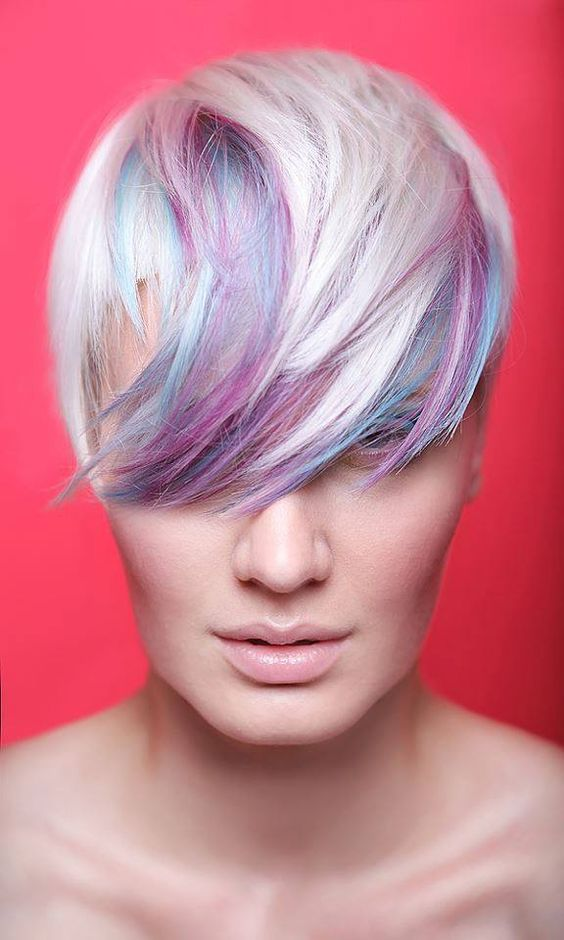 Stylish Hairstyle For Short Hair 35 Bold Ombre Hair Colors The New Trend In 2016
