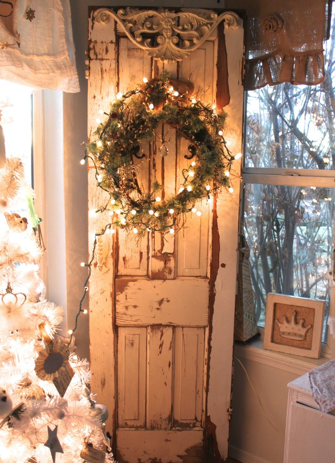Vintage Dekoration 25 Amazing Vintage Christmas Decorating Ideas