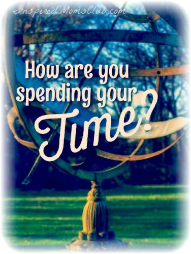 How Are You Spending Your Time?
