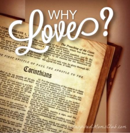 Why Love?
