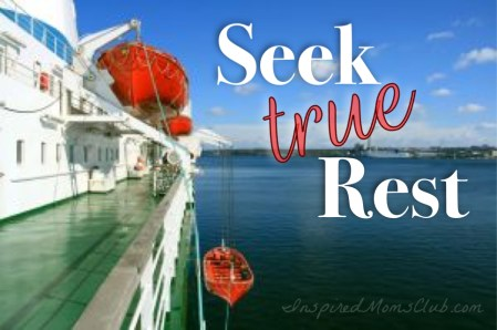 Seek True Rest