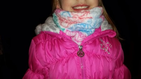 DIY: Sew a Cowl Scarf in 10 Minutes