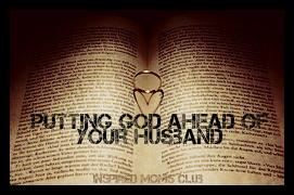 Putting God Ahead of Your Husband