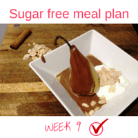 Button - Inspired Mood Sugar free meal plan Week 9