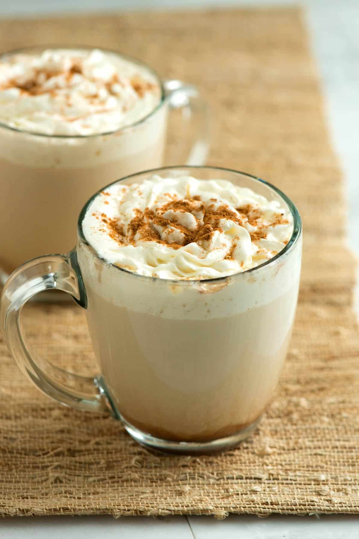Coffee Latte The Best Homemade Pumpkin Spice Latte Recipe