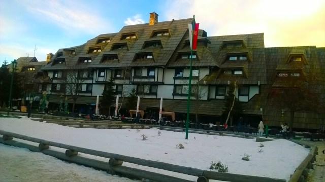 Accommodation building in Kopaonik