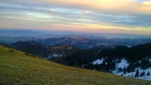 Kopaonik mountain range