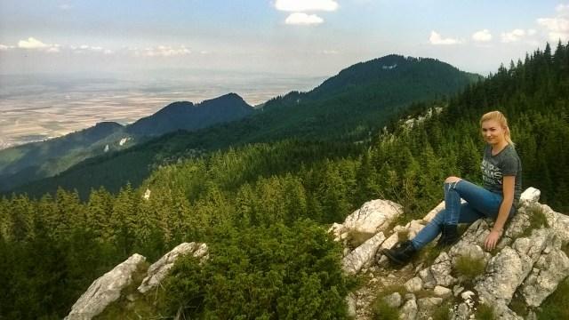 Conquering Piatra Mare Peak