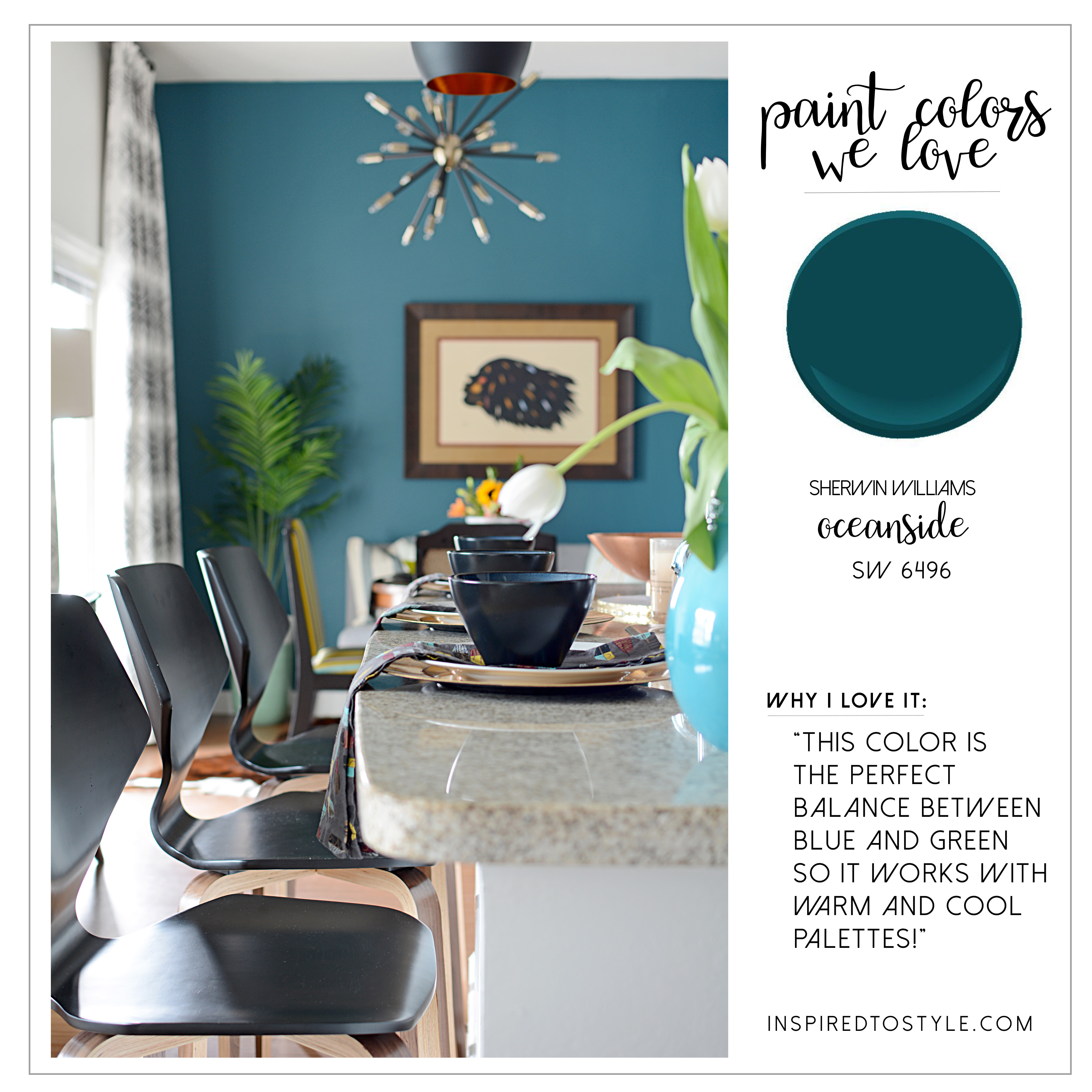6 Of My Favorite Paint Colors Why They Work Inspired To Style