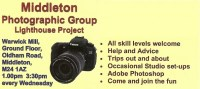 Come and enjoy our Photography club
