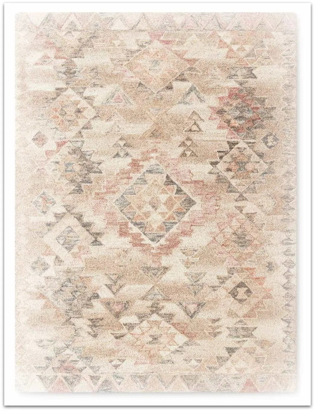 Rustic Farmhouse Area Rugs Farmhouse Style Living Room Decorating On A Budget With