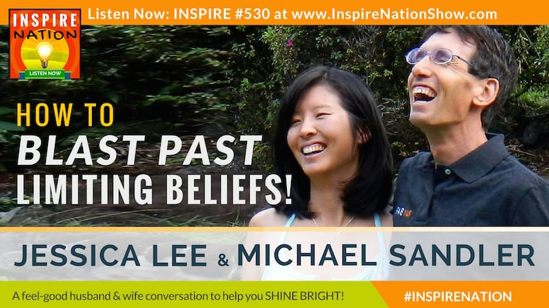 Michael Sandler & Jessica Lee on how to move past limiting beliefs