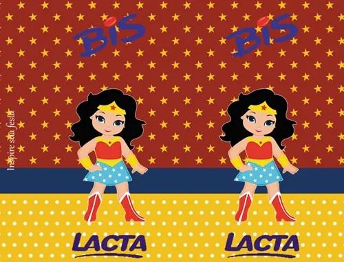Cute Cupcake Wallpaper Mulher Maravilha Kids Personalizados Gratuitos Inspire