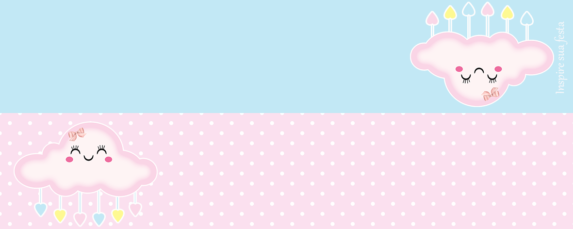 Cute Cupcake Wallpaper Chuva De Amor Meninas Kit Festa Gr 225 Tis Para Imprimir