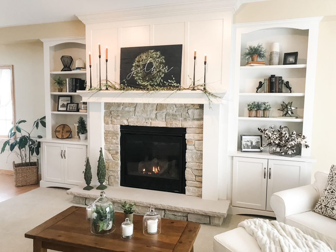 Fall Fireplace Trends Inspiring Interiors