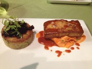 Vegetarian BBQ Tofu