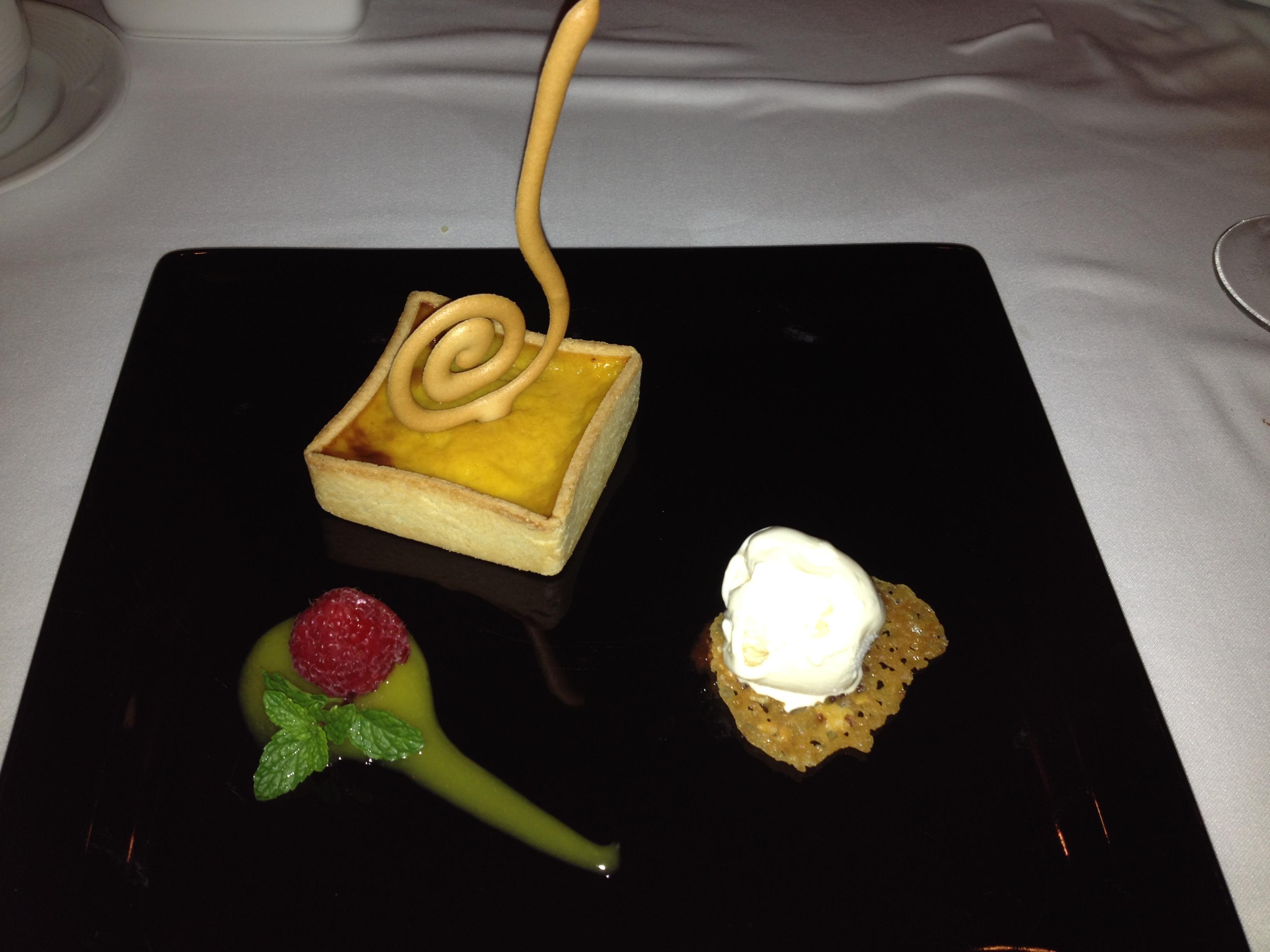 Inspiring kitchen  Casa Velas Emilianos dessert dining