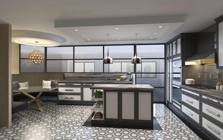 Inspiring Kitchen Kitchen remodel details