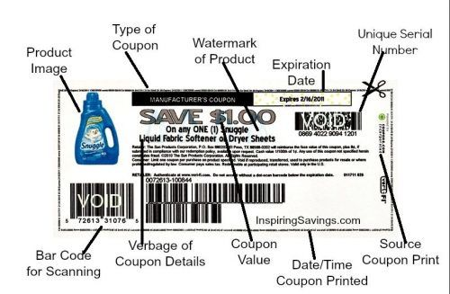 How to Stack Coupons - coupon disclaimer examples