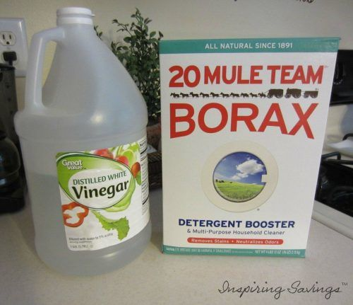 Two Ingriendent to cleaner cabinets Check out this all natural decreaser