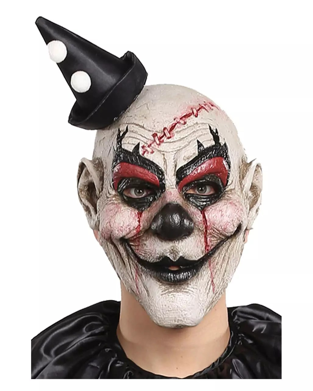 Wanddeko Clown Killjoy Clown Halloween Mask