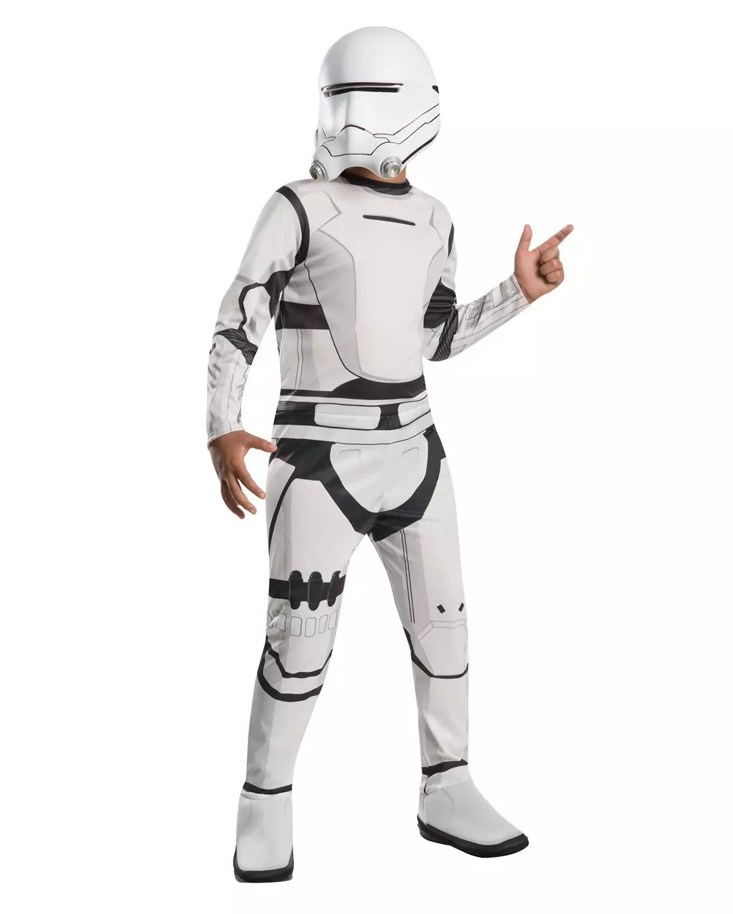 Karneval Kostüm Star Wars Flametrooper Jungen Kostüm Star Wars Episode 7
