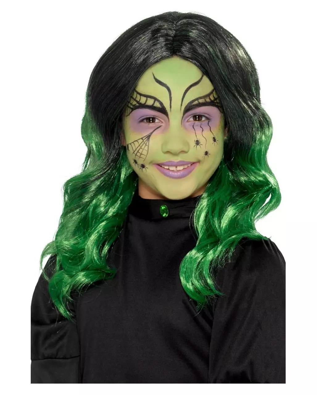 Halloween Gesichtsbemalung Hexe Madison Halloween Make Up Für Kinder Hexe
