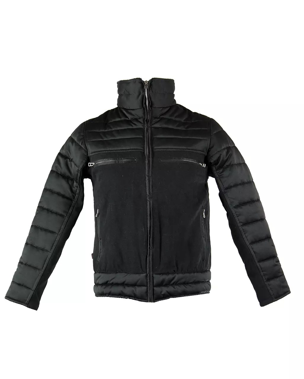Cool Im Jacke Black Fifty Fifty Jacket