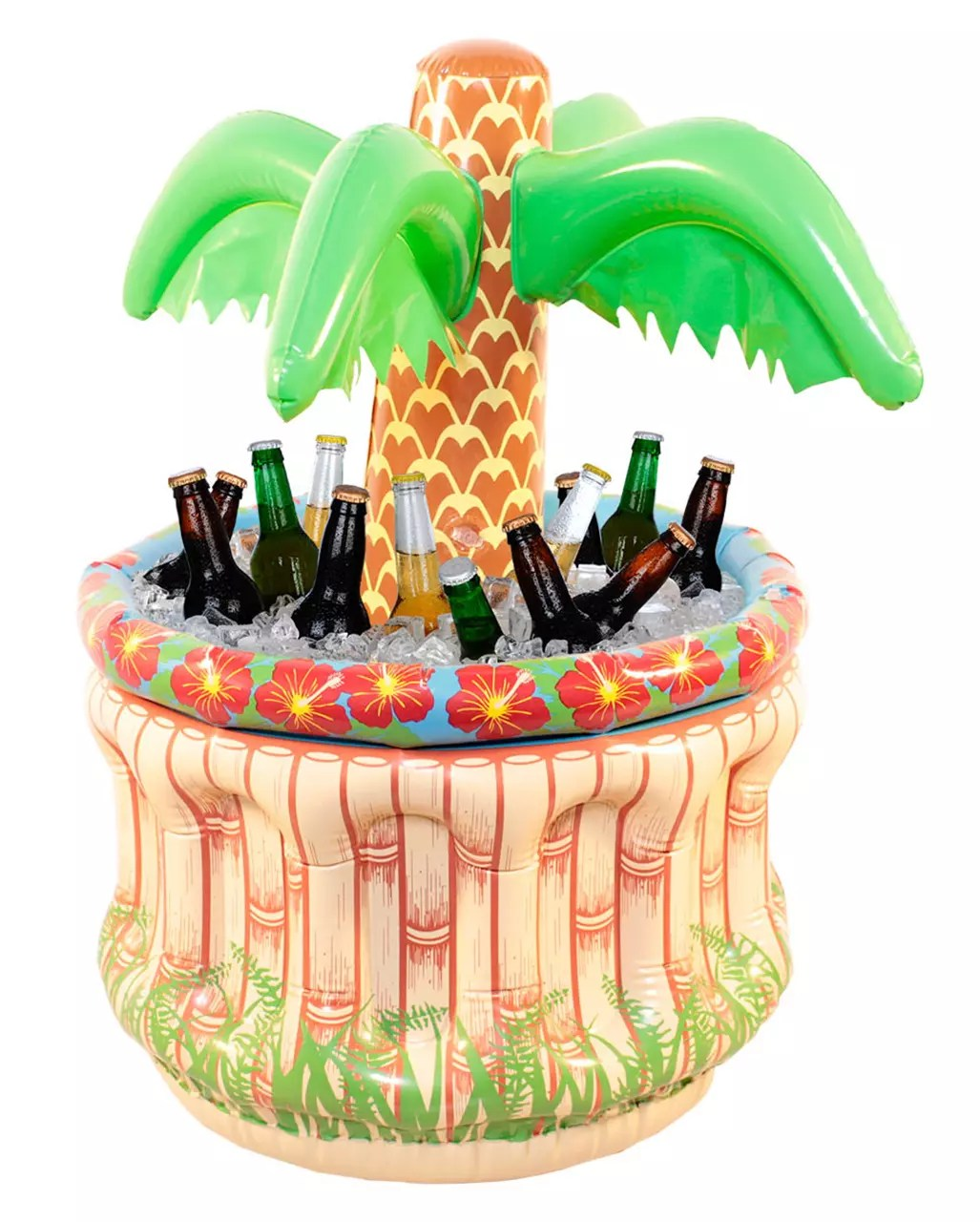 Sommerparty Deko Palm Island Beverage Cooler