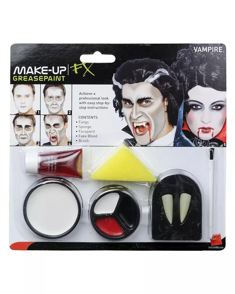 Halloween Make Up Anleitung Blood Purifier Makeup Set